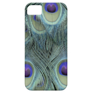 Peafowl Feathers With Big Eyes Case For The iPhone 5