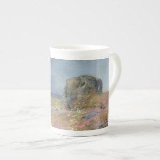 Peak District china mug