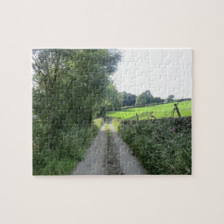 Peak District Country Lane Puzzle