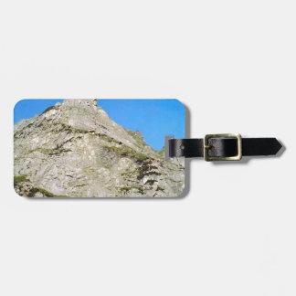 Peak of the Eiger, Grindelwald Luggage Tag