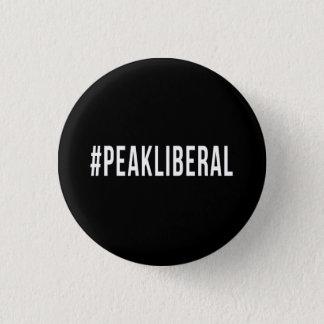 #PEAKLIBERAL 1 INCH ROUND BUTTON