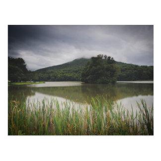 Peaks of Otter Lodge Lake Postcard