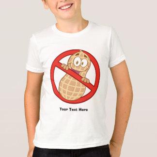 Peanut Allergy 2 (customizable) T-Shirt