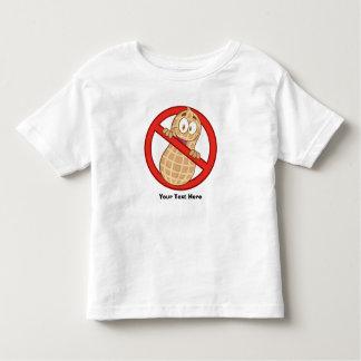 Peanut Allergy 2 (customizable) T-shirts
