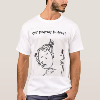 Peanut Butter Addicts T-Shirt