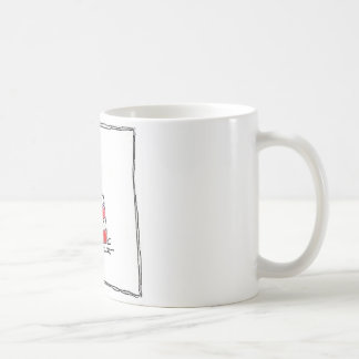Peanut Butter and Jelly Classic White Coffee Mug