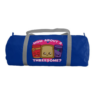 Peanut Butter and Jelly - How About A Threesome?