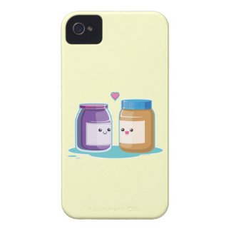 Peanut Butter and Jelly iPhone 4 Cases