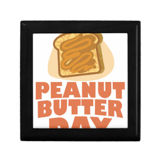 Peanut Butter Day - Appreciation Day Gift Box
