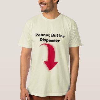 Peanut Butter Dispenser T-shirt