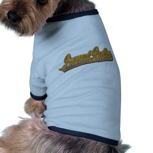 Peanut Butter Dog Tshirt