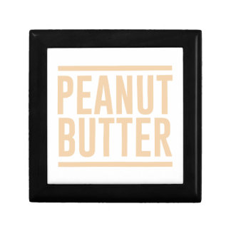 Peanut Butter Gift Box