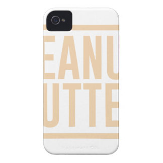 Peanut Butter iPhone 4 Cases