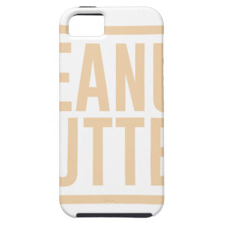 Peanut Butter iPhone 5 Cover