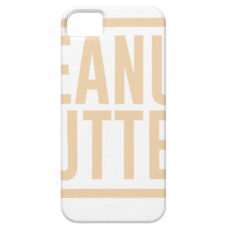 Peanut Butter iPhone 5 Covers