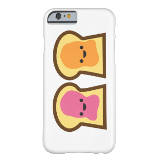 Peanut Butter & Jelly Toast Friends iPhone 6 Case
