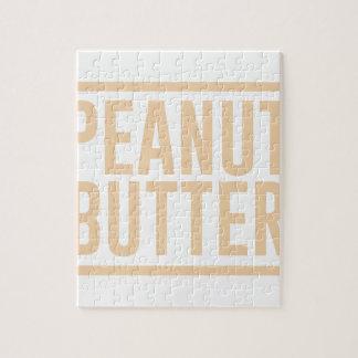 Peanut Butter Jigsaw Puzzle