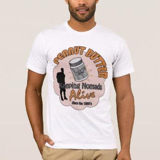 Peanut Butter - Keeping Nomads Alive T-Shirt
