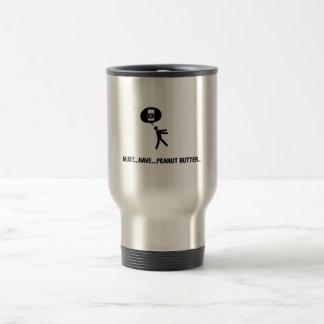 Peanut Butter Lover Stainless Steel Travel Mug
