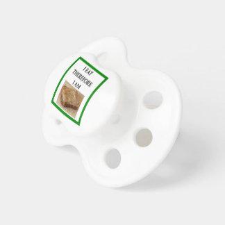 peanut butter pacifier