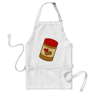 Peanut Butter Standard Apron