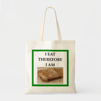 peanut butter tote bag