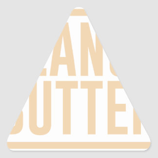 Peanut Butter Triangle Sticker