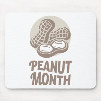 Peanut month - Appreciation Day Mouse Pad