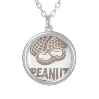 Peanut month - Appreciation Day Silver Plated Necklace