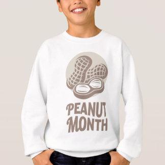 Peanut month - Appreciation Day Sweatshirt