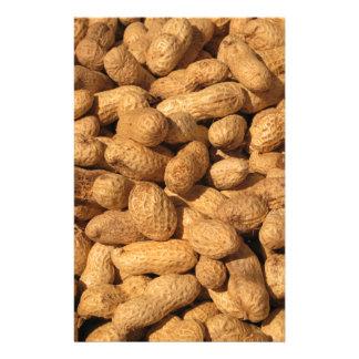 Peanut Custom Stationery