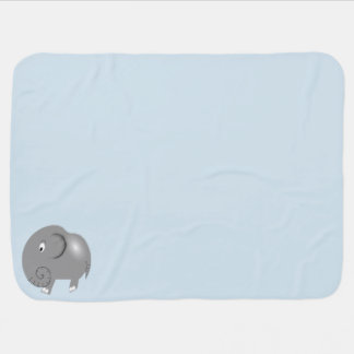 Peanut the Elephant Blanket