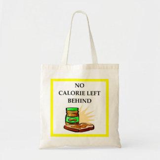 peanut tote bag