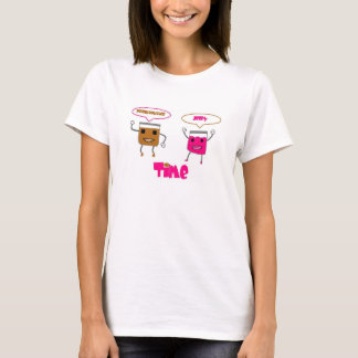 Peanutbutter Jelly TIME! T-Shirt