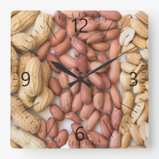 Peanuts Square Wall Clock