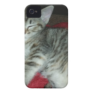 Peapicker kitty Case-Mate iPhone 4 case