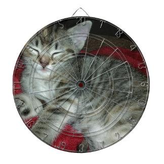 Peapicker kitty dartboard