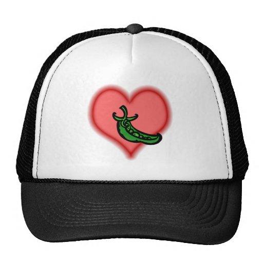 peapod mesh hats