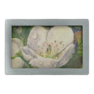 Pear Blossom Dream Belt Buckles