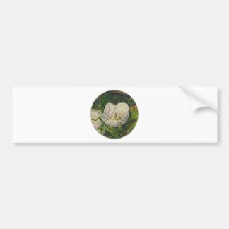 Pear Blossom Dream Bumper Sticker