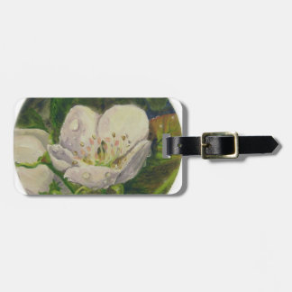 Pear Blossom Dream Luggage Tag