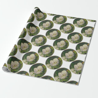 Pear Blossom Dream Wrapping Paper
