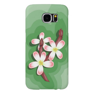 Pear Blossom Samsung Galaxy S6 Case