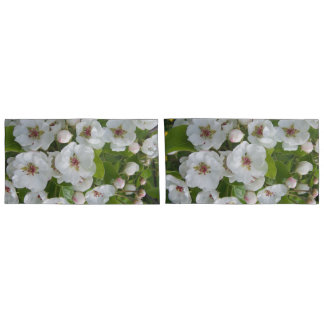 Pear Blossoms Pillowcase