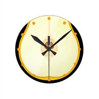 Pear clock