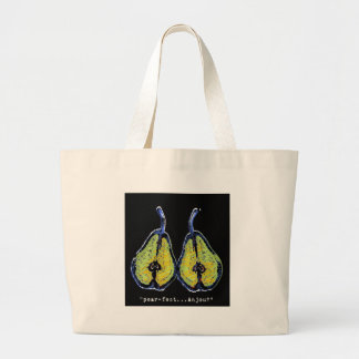 pear-fect-dark bags