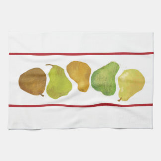 Pear Kitchen Towel