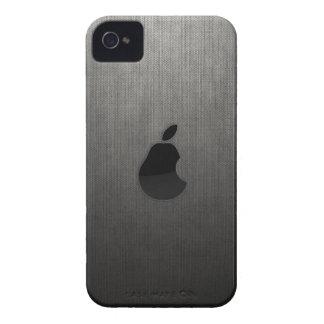 Pear Logo Custom iPhone 4/4S iPhone 4 Case