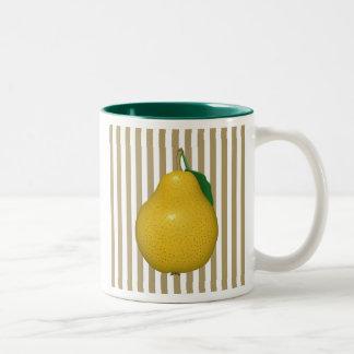Pear Mug