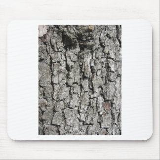 Pear tree bark texture background mouse pad